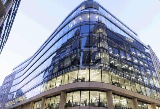 !07 Cheapside London - FinanSys Offices