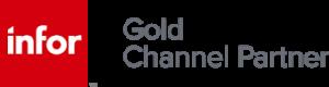 Infor gold Logo
