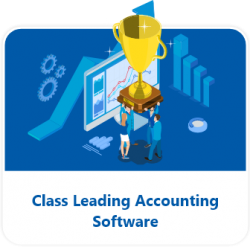 Class Leading Accounting Software button