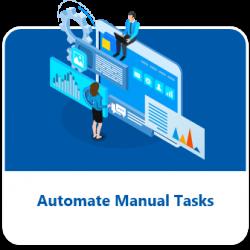 Automate Manual Tasks Button