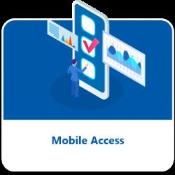 Mobile Access Button